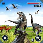Dinosaur Hunting Battle -Shooting, Killing, Action icon