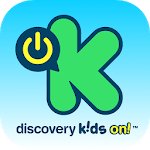 Discovery K!ds ON! icon