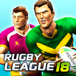 Rugby League 18 icon