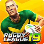 Rugby League 19 icon