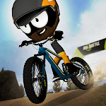 Stickman Bike Battle icon