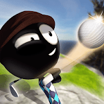 Stickman Cross Golf Battle icon