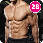 Six Pack Abs Workout- No equipment Home Workout icon