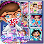 Doctor Princess Hospital Games icon