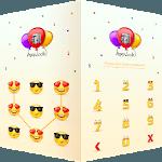 AppLock Theme Emoji icon