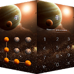 AppLock Theme Universe icon