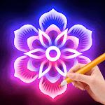 Doodle Master - Glow Art icon