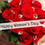Happy Women's Day Greetings APK icon