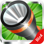 Multifunctional flashlight-LED icon