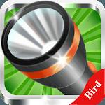 Multifunctional flashlight-LED icon