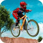 MTB Downhill Bike Simulator icon