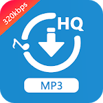 (320kbps) MP3 Downloader for Browser APK icon