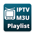IPTV m3u Playlist HD Channels Free APK icon