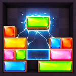 Dropdom - Jewel Blast APK icon