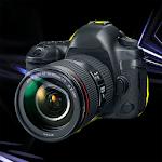 DSLR camera - Auto Focus and Blur Professional icon