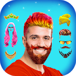 Pocket Salon - Men, Women Mobile Beauty Editor app icon