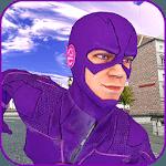 Flash Hero Combat: Flash Lightning Superhero icon