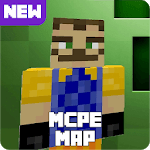 Map Hello Neighbor for MCPE icon