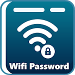 Show Wifi password wep wpa wpa2 icon