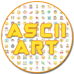 Ascii Art Generator - Cool Symbol -Emoji - Letters icon
