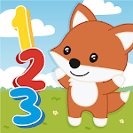 Educational Games. Baby Numbers icon