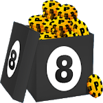 Eight Ball Pool Coins Market- Buy 8Ball Pool Coins icon