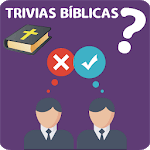 Preguntas Bíblicas - Test y Trivias de la Biblia for pc icon