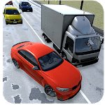 Traffic Zone Highway Racer 2019 icon