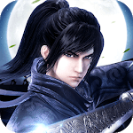 Legend of Wuxia: 3D MMORPG - ASIAN icon