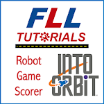 FLL INTO ORBIT Scorer icon