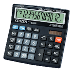 Citizen Calculator - Check and Correct icon