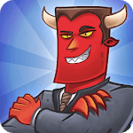 Idle Evil — Clicker & Simulator icon