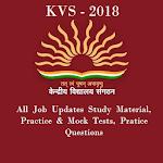KVS Kendriya Vidyalaya Sangathan Jobs & Everything for pc icon