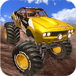 Monster 4x4 Offroad Jeep Stunt Racing 2019 icon