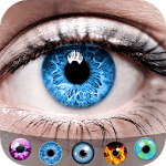 Eye Color Changer : Eye Lens Photo Editor 2019 icon