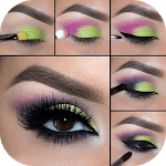 Step By Step Eyes Makeup icon