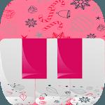 Pink Piano-Pink Keyboard APK icon