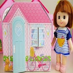 Baby Doll House for pc icon