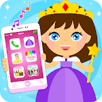 Princess Baby Phone - Princess Games icon
