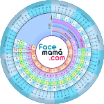 Pregnancy Weeks Calculator by Facemama for pc icon