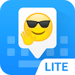Facemoji Keyboard Lite: GIF, Emoji, DIY Theme icon