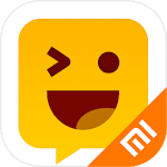 Facemoji Keyboard Lite for Xiaomi - Emoji & Theme APK icon