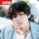 ⭐ BTS - V Kim Taehyung Wallpaper HD Photos 2019 icon