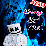 DJ Marshmello Song + Lyrics APK icon