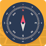 Compass Pro For Android: Digital Compass Free for pc icon
