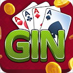 Gin Rummy Plus : Card Games icon