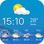 Weather Forecast - Live Weather icon