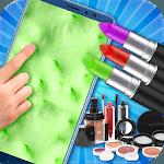 DIY Makeup Slime Maker! Super Slime Simulations icon