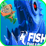 3D Feed and Grow`draith fish :  fish frenzy world! icon