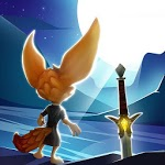 Fin & Ancient Mystery: platformer adventure for pc icon